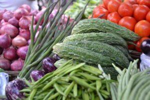 groentenmarkt in Mumbai
