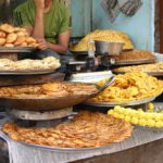 Streetfood in Zuid-India